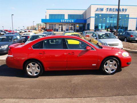 used 2007 chevrolet impala ss for sale stock f7685a dealer car ad 57873988. Black Bedroom Furniture Sets. Home Design Ideas