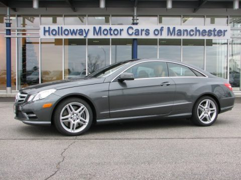New 2012 mercedes benz e 550 coupe for sale stock 12111 for Holloway motor cars manchester