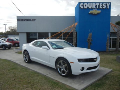 New 2012 Chevrolet Camaro Lt Rs Coupe For Sale Stock