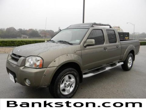used 2002 nissan frontier se crew cab for sale stock. Black Bedroom Furniture Sets. Home Design Ideas