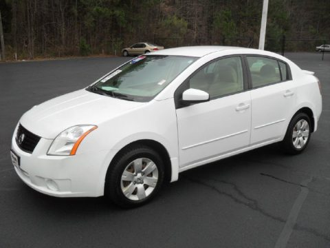 Used 2008 Nissan Sentra 2.0 for Sale - Stock #T8172B ...