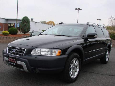 used 2007 volvo xc70 awd cross country for sale stock 257116 dealer car ad. Black Bedroom Furniture Sets. Home Design Ideas