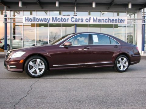 Used 2010 Mercedes Benz S 550 4matic Sedan For Sale