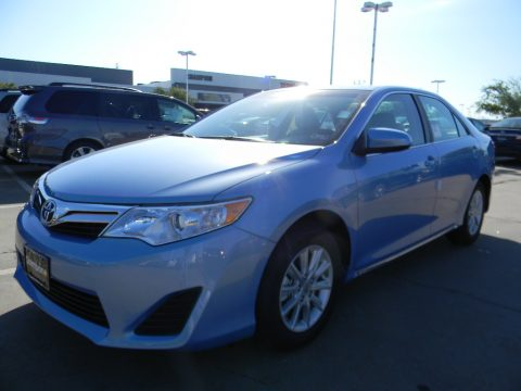 New 2012 Toyota Camry Le For Sale Stock Cr162220