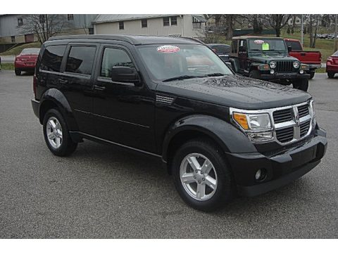 used 2008 dodge nitro sxt 4x4 for sale stock d110256. Black Bedroom Furniture Sets. Home Design Ideas