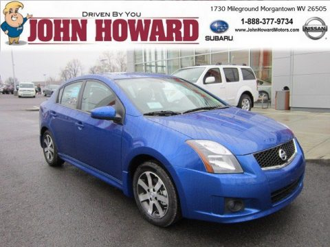 New 2012 Nissan Sentra 2 0 Sr Special Edition For Sale