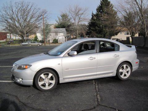 Used 2004 Mazda MAZDA3 s Sedan for Sale - Stock #5155 | DealerRevs