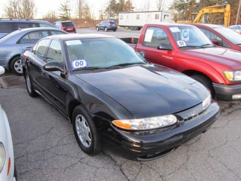 used 2000 oldsmobile alero gx sedan for sale stock. Black Bedroom Furniture Sets. Home Design Ideas