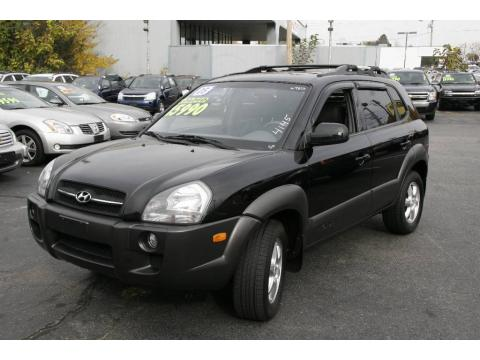 Used 2005 Hyundai Tucson Lx V6 4wd For Sale Stock 4334