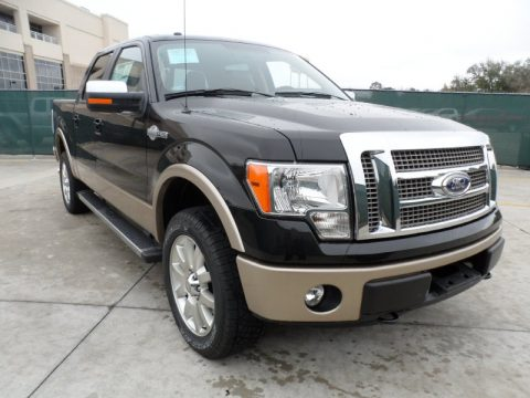 new 2012 ford f150 king ranch supercrew 4x4 for sale stock 1371034500. Black Bedroom Furniture Sets. Home Design Ideas