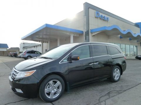 new 2012 honda odyssey touring elite for sale stock 12247 dealer car ad. Black Bedroom Furniture Sets. Home Design Ideas
