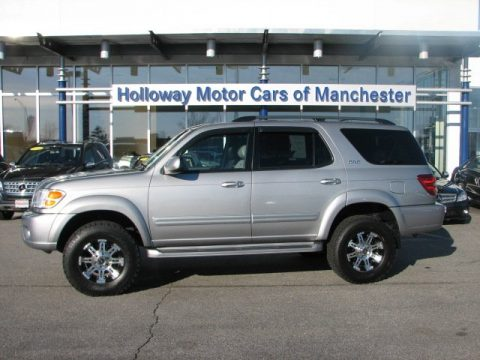 Used 2004 toyota sequoia sr5 4x4 for sale stock 12022b for Holloway motor cars manchester