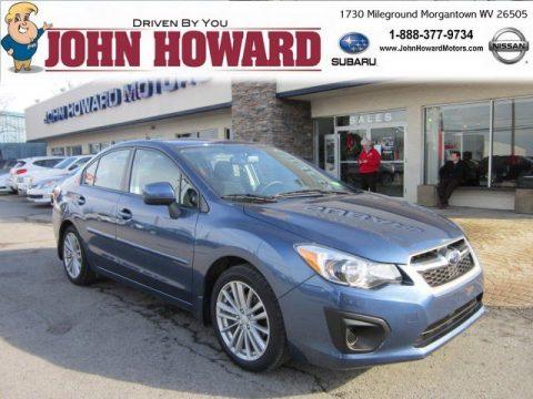 New 2012 Subaru Impreza Premium 4 Door For Sale Stock 1007020 Dealer