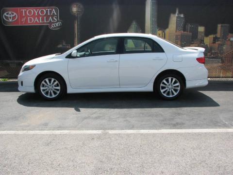 Dallas Toyota Dealers >> Used 2009 Toyota Corolla S for Sale - Stock #9C077902 | DealerRevs.com - Dealer Car Ad #5883428
