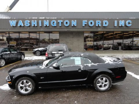 used 2005 ford mustang gt premium convertible for sale stock tr11575a. Black Bedroom Furniture Sets. Home Design Ideas