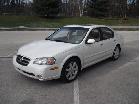Used 2002 Nissan Maxima Gle For Sale Stock 317351 Dealerrevs