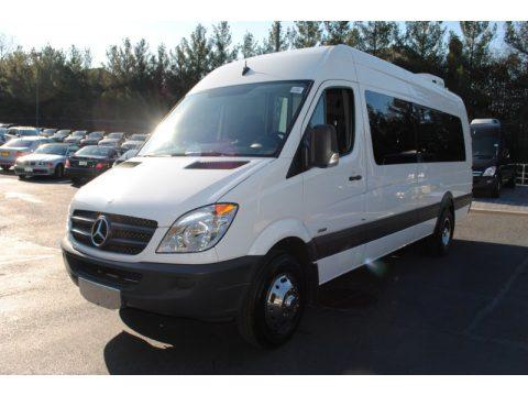 Used mercedes benz sprinter passenger van for sale for Mercedes benz sprinter passenger van for sale
