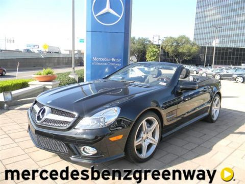 New 2012 mercedes benz sl 550 roadster for sale stock for Mercedes benz houston greenway