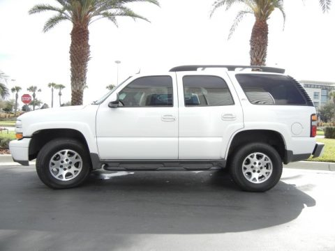 used 2005 chevrolet tahoe z71 4x4 for sale stock 5r224255 dealer car ad. Black Bedroom Furniture Sets. Home Design Ideas