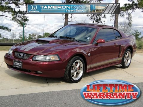 Used 2004 ford mustang gt coupe for sale stock 120285b for Tameron honda daphne al