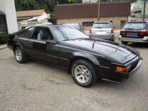 used 1984 toyota celica supra for sale stock 1343386083 dealer car ad. Black Bedroom Furniture Sets. Home Design Ideas