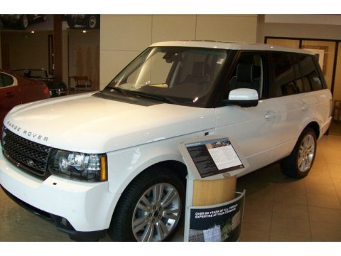 New 2012 land rover range rover hse lux for sale stock for Baker motor company land rover