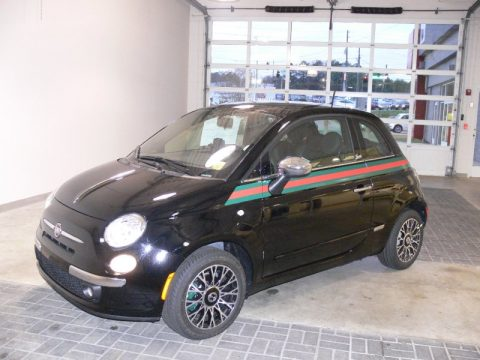 new 2012 fiat 500 gucci for sale stock b51223. Black Bedroom Furniture Sets. Home Design Ideas