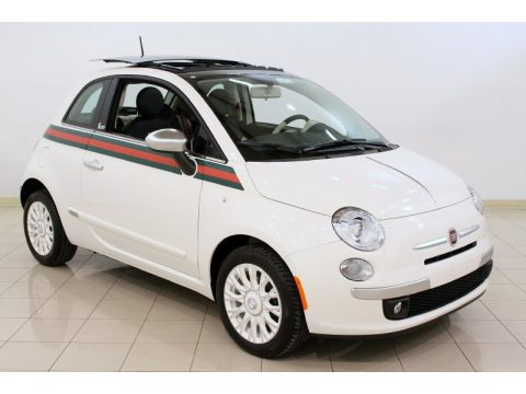 new 2012 fiat 500 gucci for sale stock d10150. Black Bedroom Furniture Sets. Home Design Ideas