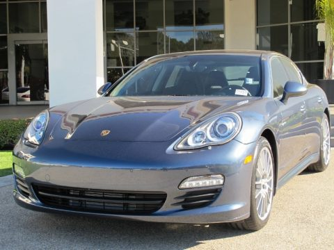 new 2012 porsche panamera s hybrid for sale stock p2219 dealer car ad. Black Bedroom Furniture Sets. Home Design Ideas