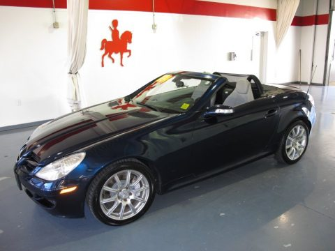 used 2005 mercedes benz slk 350 roadster for sale stock. Black Bedroom Furniture Sets. Home Design Ideas