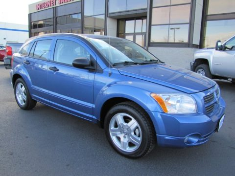 Denny Menholt Chevrolet >> Used 2007 Dodge Caliber SXT for Sale - Stock #52891   DealerRevs.com - Dealer Car Ad #59583851