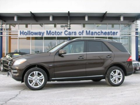 New 2012 Mercedes Benz Ml 350 4matic For Sale Stock