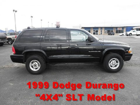 used 1999 dodge durango slt 4x4 for sale stock 27202a dealer car ad 59689560. Black Bedroom Furniture Sets. Home Design Ideas