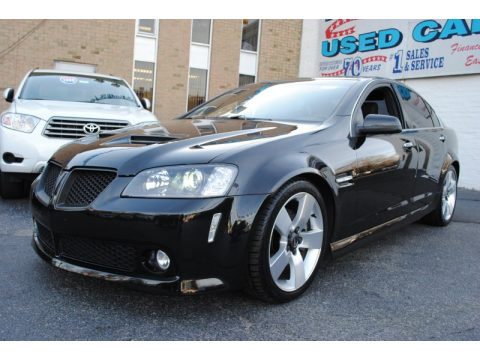used 2009 pontiac g8 gt for sale stock u91676. Black Bedroom Furniture Sets. Home Design Ideas