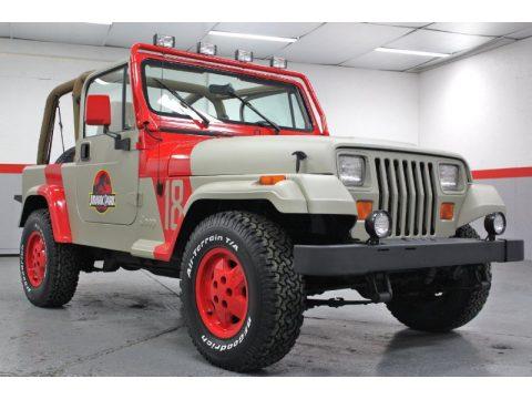 used 1994 jeep wrangler se 4x4 for sale stock 402483 dealer car ad 59689442. Black Bedroom Furniture Sets. Home Design Ideas