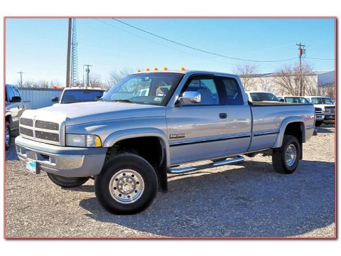 used 1997 dodge ram 2500 laramie extended cab 4x4 for sale stock 535269. Black Bedroom Furniture Sets. Home Design Ideas