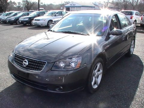 Used 2005 Nissan Altima 35 Se For Sale Stock G04864 Dealerrevs