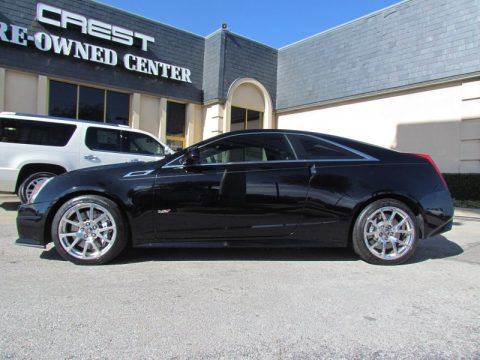 used 2011 cadillac cts v coupe for sale stock 48508 dealer car ad 59860343. Black Bedroom Furniture Sets. Home Design Ideas