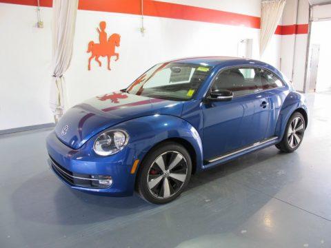 New 2012 Volkswagen Beetle Turbo For Sale Stock Wm270