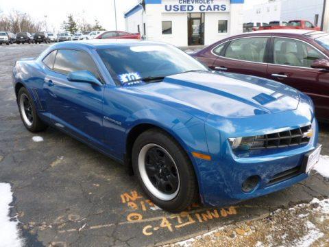 2010 Aqua Blue Camaro Ss For Sale In Ohio Autos Weblog