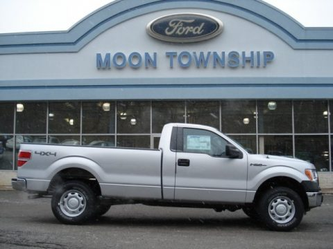 New 2012 Ford F150 Xl Regular Cab 4x4 For Sale Stock