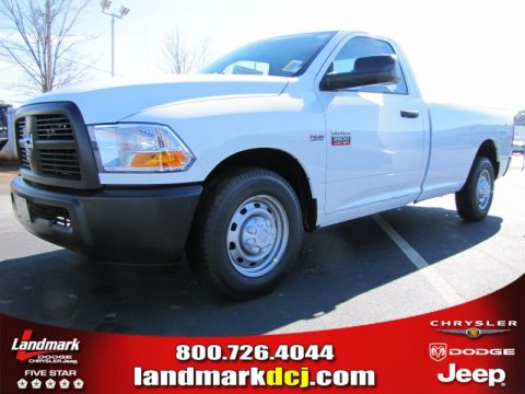 new 2012 dodge ram 2500 hd st regular cab for sale stock. Black Bedroom Furniture Sets. Home Design Ideas