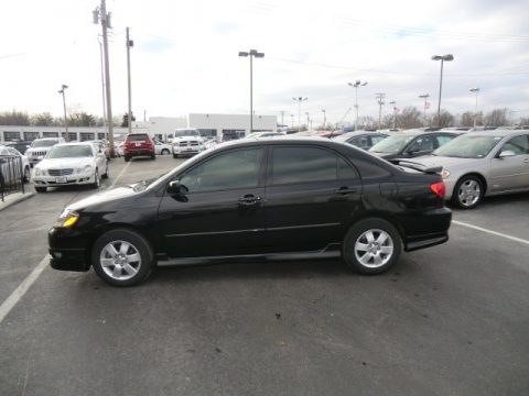 Used 2007 Toyota Corolla S For Sale Stock D48018a