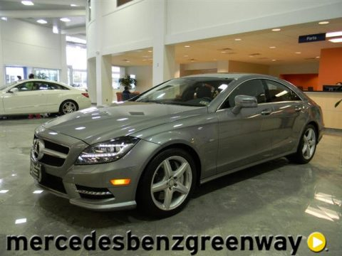 Used 2012 mercedes benz cls 550 coupe for sale stock for Mercedes benz houston greenway