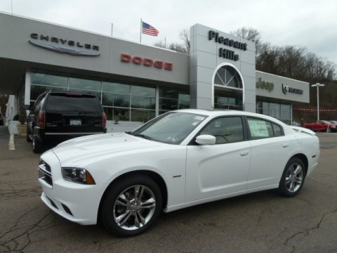 Image Gallery 2012 White Charger