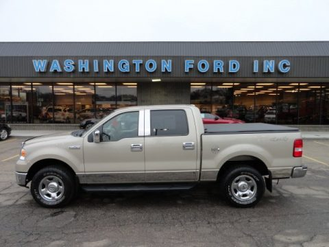 2008 F150 Xlt Supercrew F150 Xlt Supercrew 4x4