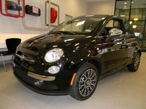 new 2012 fiat 500 c cabrio gucci for sale stock. Black Bedroom Furniture Sets. Home Design Ideas