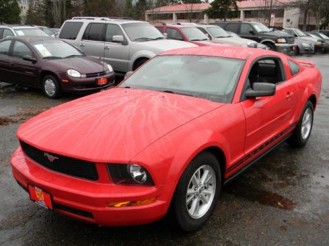 Used 2006 Ford Mustang V6 Deluxe Coupe For Sale Stock