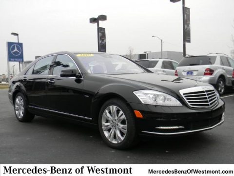 Used 2010 mercedes benz s 400 hybrid sedan for sale for Mercedes benz of westmont il