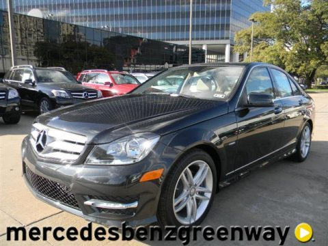 New 2012 mercedes benz c 250 sport for sale stock for Mercedes benz of houston greenway houston tx
